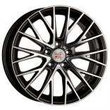Цвет Dark Anthracite Polished - литые диски 1000 MIGLIA MM1009