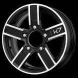 Модель дисков K-67 Корсар - купить литые диски