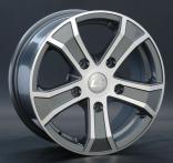 Цвет GMF - литые диски LS Wheels A5127
