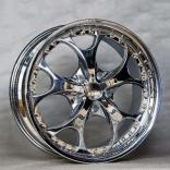 Цвет CHR - литые диски Lenso Kaiser