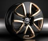 Цвет BK GW - литые диски RW Premium H-370
